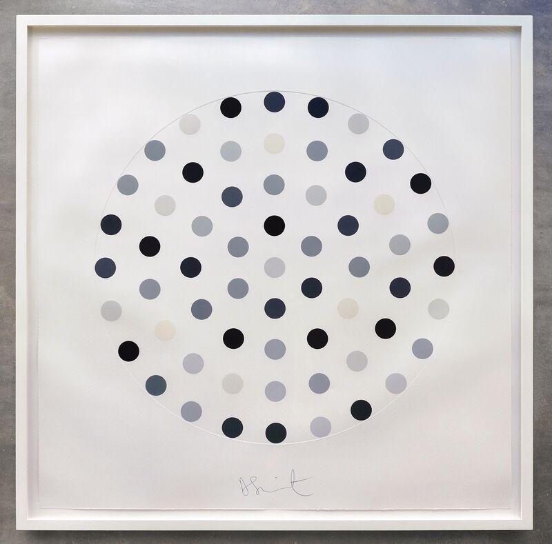 Damien Hirst, 'Cinchonidine', 2004, Print, Single spot etching on 350 gsm Hahnemuehle paper, Joseph Fine Art LONDON