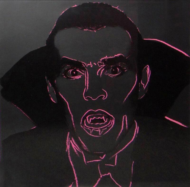 Andy Warhol, 'Dracula', 1981, Print, Screenprint, BOCCARA ART