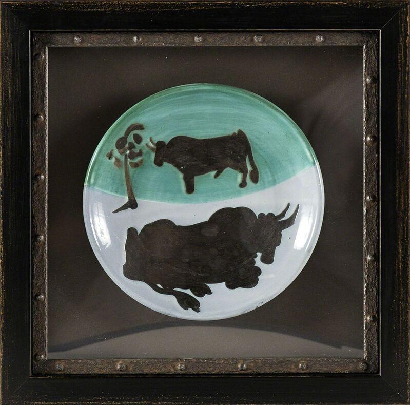 Pablo Picasso, 'Ramie Toros A.R. 161', 1952, Sculpture, Ceramic, Modern Artifact