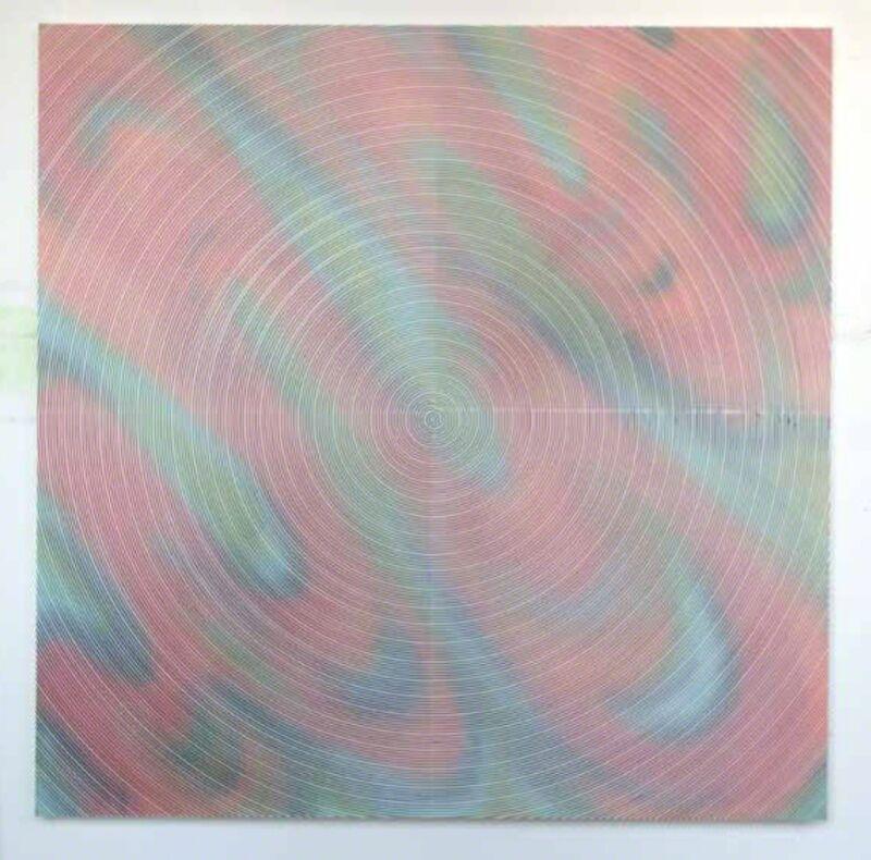 Stéphane Kropf, 'Elan', 2015, Painting, Acrylic on canvas, Collectionair