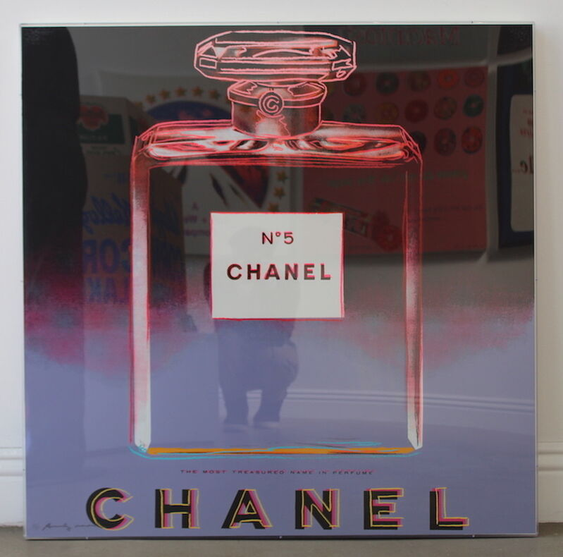 Andy Warhol, 'Chanel (FS II.354) ', 1985, Print, Screenprint on Lenox Museum Board, Revolver Gallery