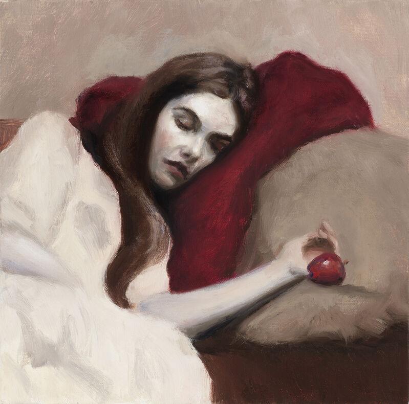 Jessica Smit Mattingly, 'Sleep', 2018, Painting, Oil on linen, 33 Contemporary