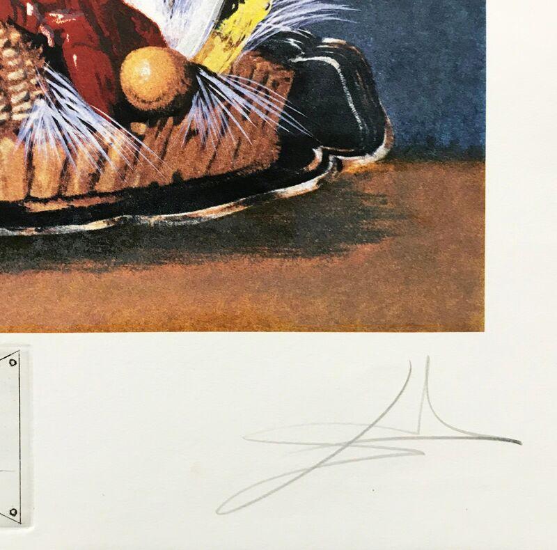 Salvador Dalí, 'L'ATIVISME DESOXYRIBONUCLEIQUE', 1971, Print, PHOTO LITHOGRAPH, Gallery Art