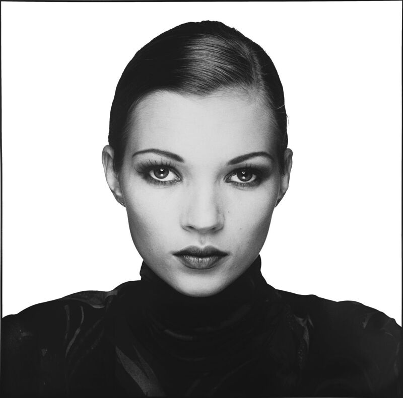 Terry O'Neill, 'Kate Moss (Co-Signed) ', 1993, Photography, Original Silver Gelatin, Lyons Gallery