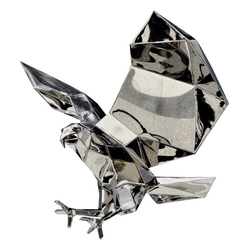 Daniele Basso, 'Achill', 2013, Sculpture, Stainless Steel Mirror, Galleria Ca' d'Oro