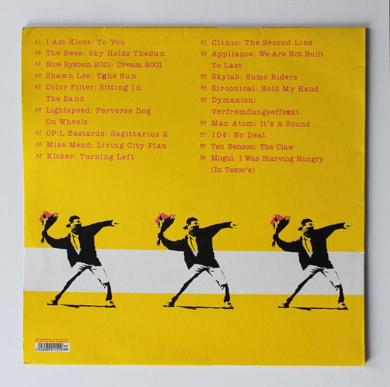 Banksy, 'We Love You So Love Us', 2000, Ephemera or Merchandise, Vinyl record and cover, EHC Fine Art