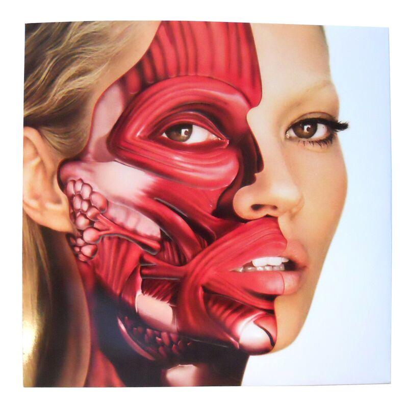 Damien Hirst, 'Use Money Cheat Death', 2009, Mixed Media, Album cover sleeve, EHC Fine Art