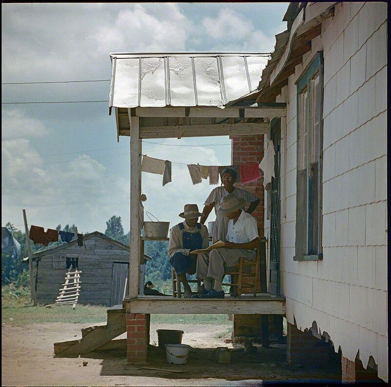 Gordon Parks, 'Untitled, Mobile, Alabama', 1956, Print, Archival pigment print, Adamson Gallery
