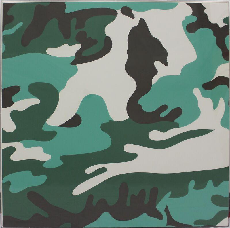 Andy Warhol, 'Camouflage (FS II.406) ', 1987, Print, Screenprint on Lenox Museum Board, Revolver Gallery