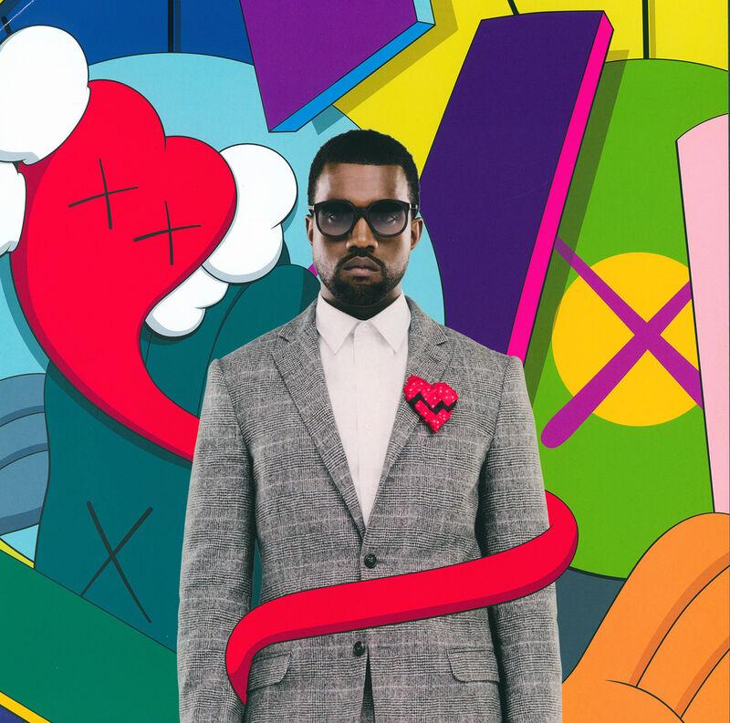KAWS, 'KAWS Poster Art 2008 (KAWS Kanye West 808s and Heartbreak)', 2008, Posters, Offset lithograph, Lot 180
