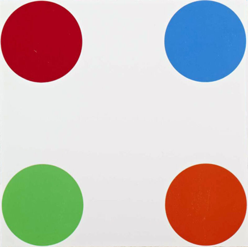 Damien Hirst, 'Fenbufen', 2011, Print, Woodcut on 410gsm Somerset White Paper, Kenneth A. Friedman & Co.