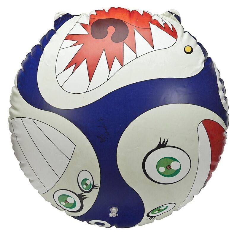 Takashi Murakami, 'Mr. DOB Balloon', 1999, Sculpture, Mixed (vinyl), Artificial Gallery