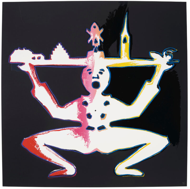 Andy Warhol, 'Hans Christian Andersen', 1987, Print, Screenprint in colors on Lenox Museum Board, DANE FINE ART