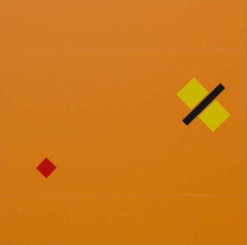 Almandrade, 'Um sábado de sol', 2007, Painting, Acrylic on canvas, Baró Galeria