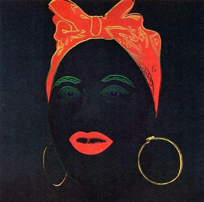 Andy Warhol, '10 Myths mini-portfolio', 1981, Books and Portfolios, Lithographic postcards, Gallery 52