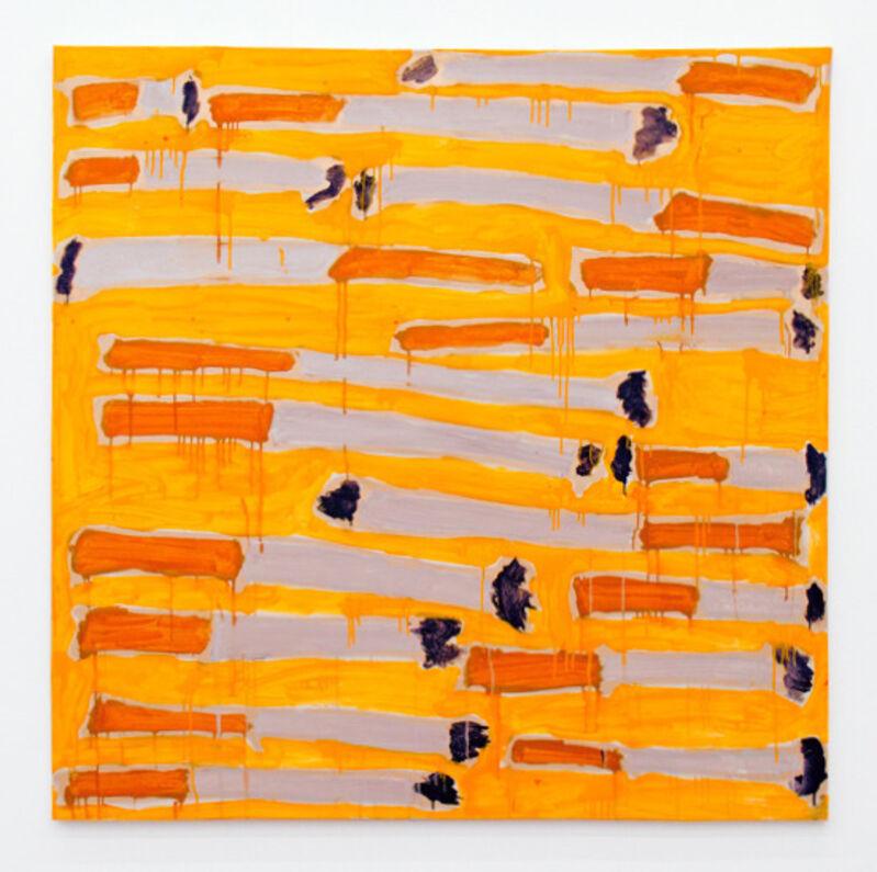 Katherine Bernhardt, 'Cigarettes', 2014, Painting, Acrylic on canvas, Loyal