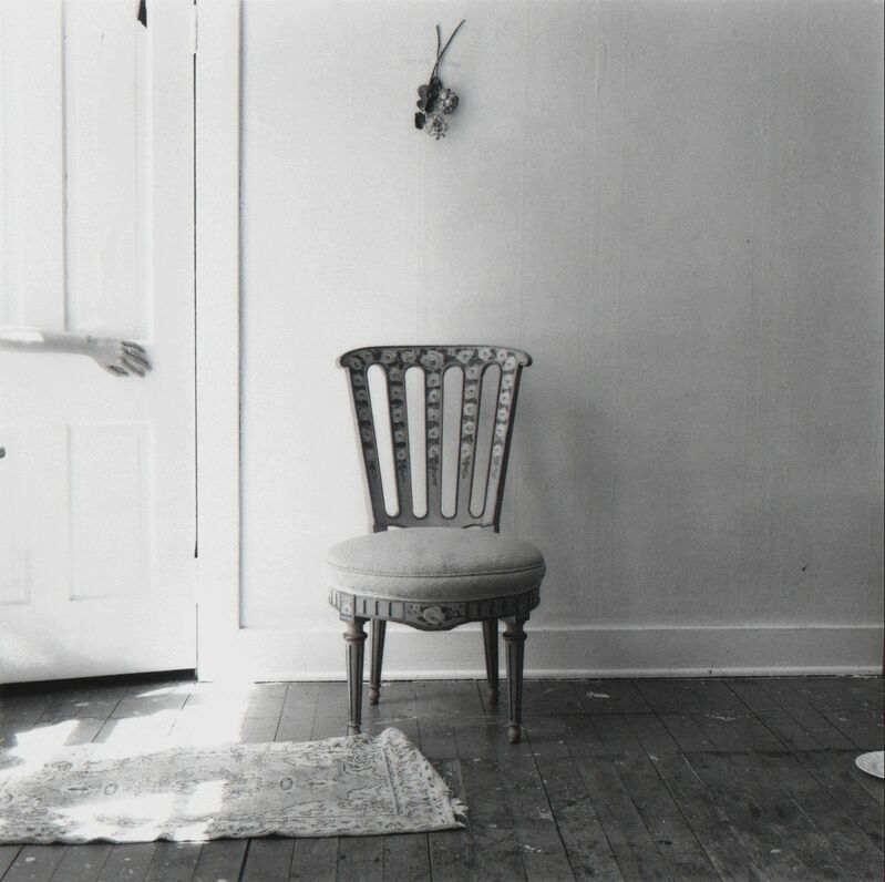 Francesca Woodman, 'Untitled, Boulder, Colorado', 1978, Photography, Gelatin silver estate print, Ingleby Gallery