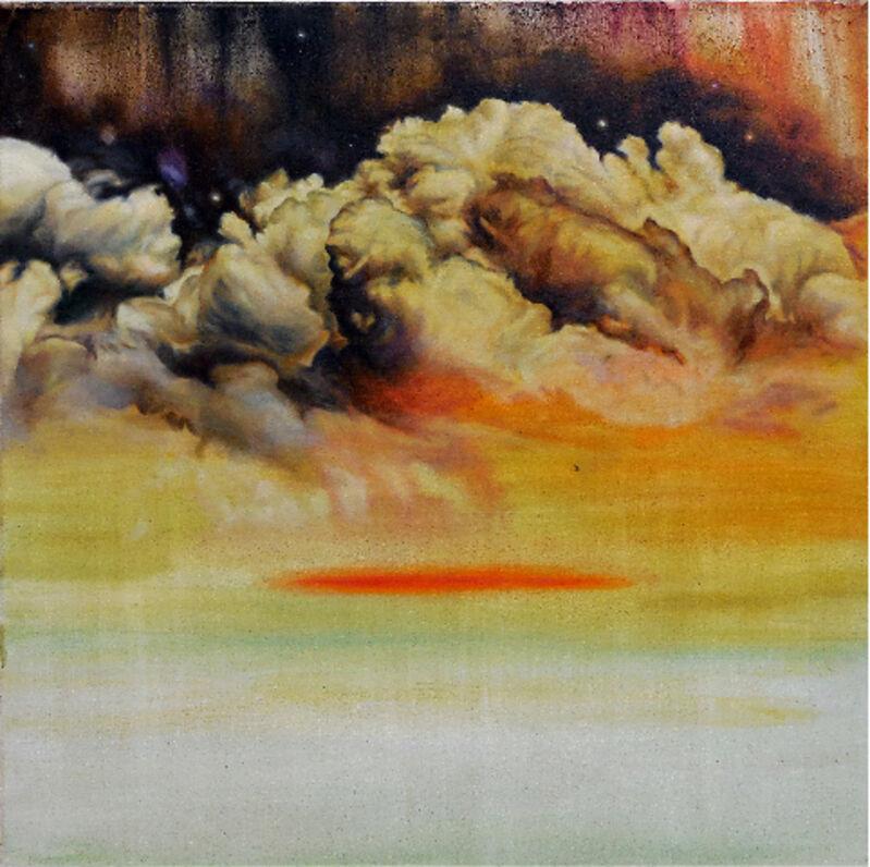 Anne Wölk, ' Air', 2014, Painting, Oil on canvas, Alfa Gallery