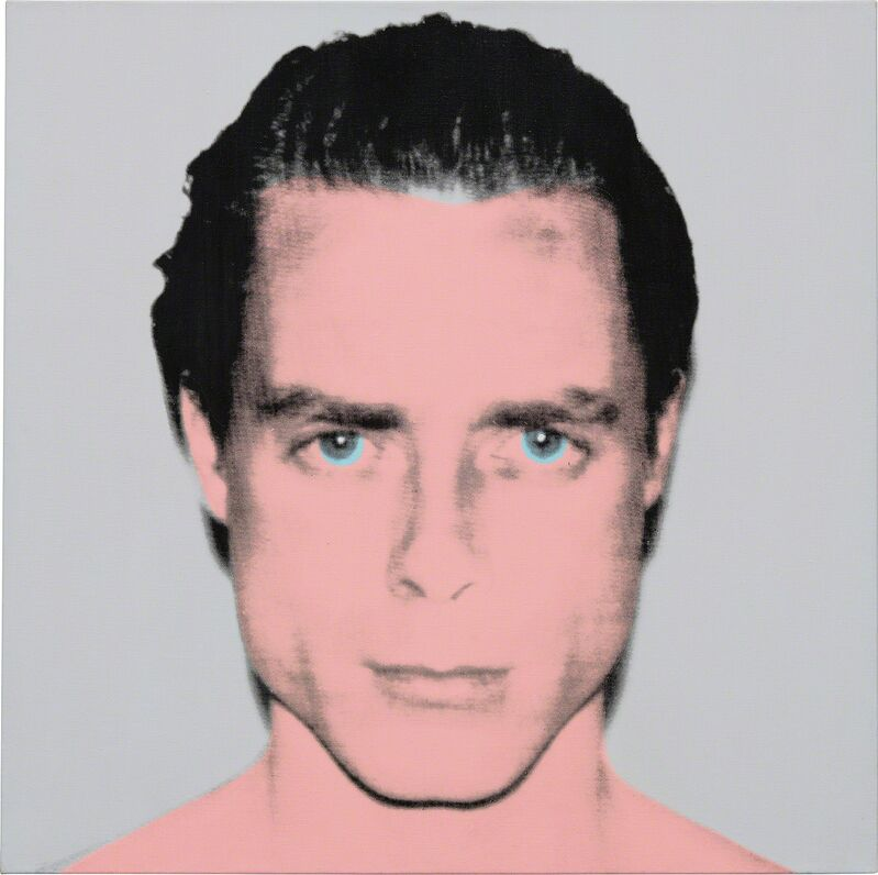 Andy Warhol, 'Michael Walsh', 1986, Painting, Synthetic polymer and silkscreen inks on canvas, Phillips