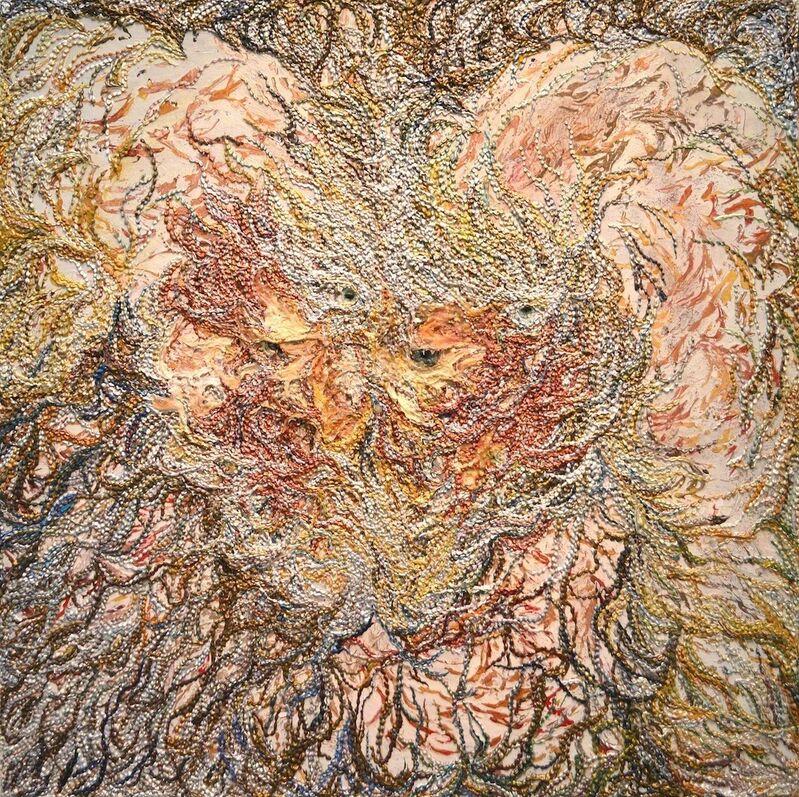 Natsuki Takayama, 'Untitled', 2014, Painting, Acrylic and oil on canvas, KOKI ARTS