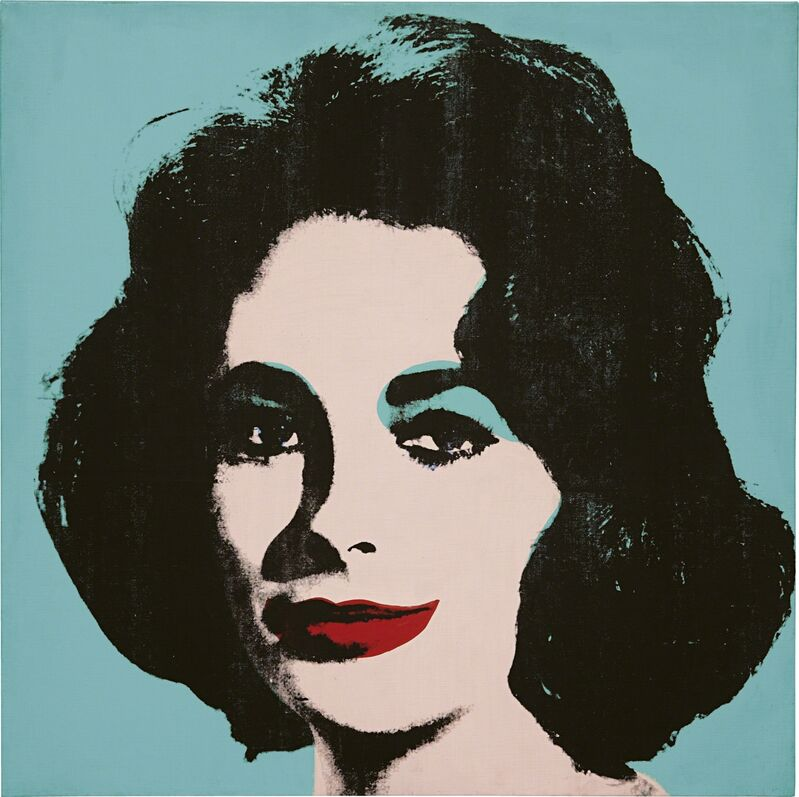 Andy Warhol, 'Liz #5 (Early Colored Liz)', 1963, Painting, Brant Foundation