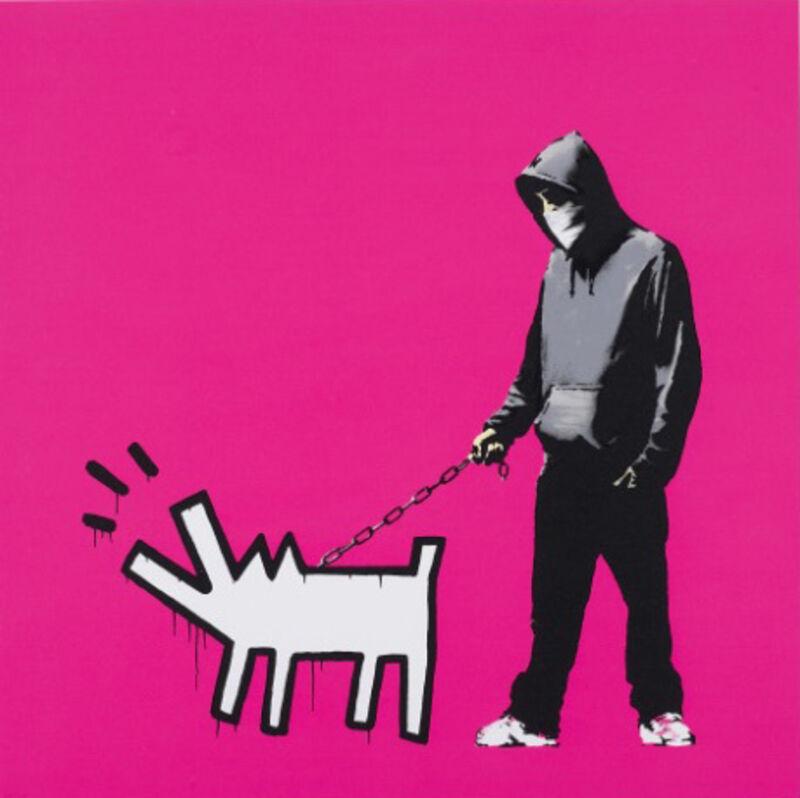 Banksy, 'Choose Your Weapon', 2010, Print, Screenprint in Colours, Thou Art