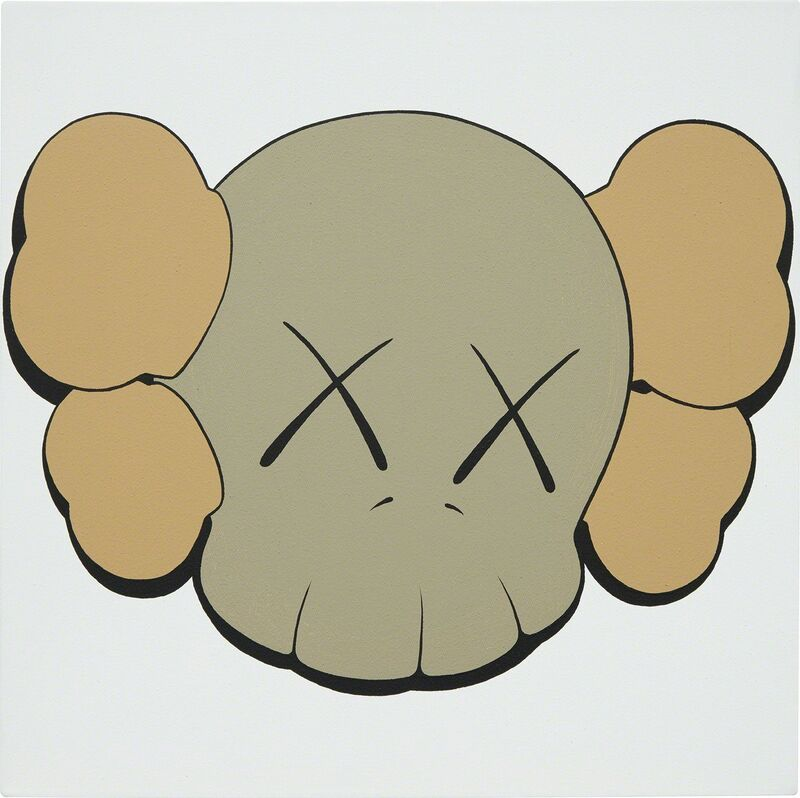 KAWS, 'Untitled', Painting, Acrylic on canvas, Phillips