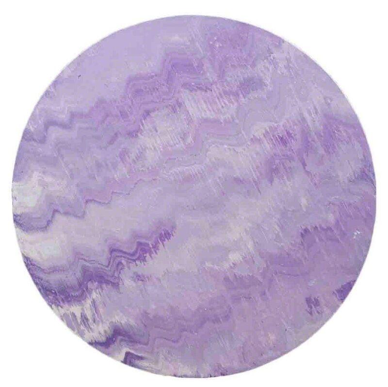 Robert Standish, 'Lilac Wine', 2016, Painting, Acrylic on wood, NAVA Contemporary