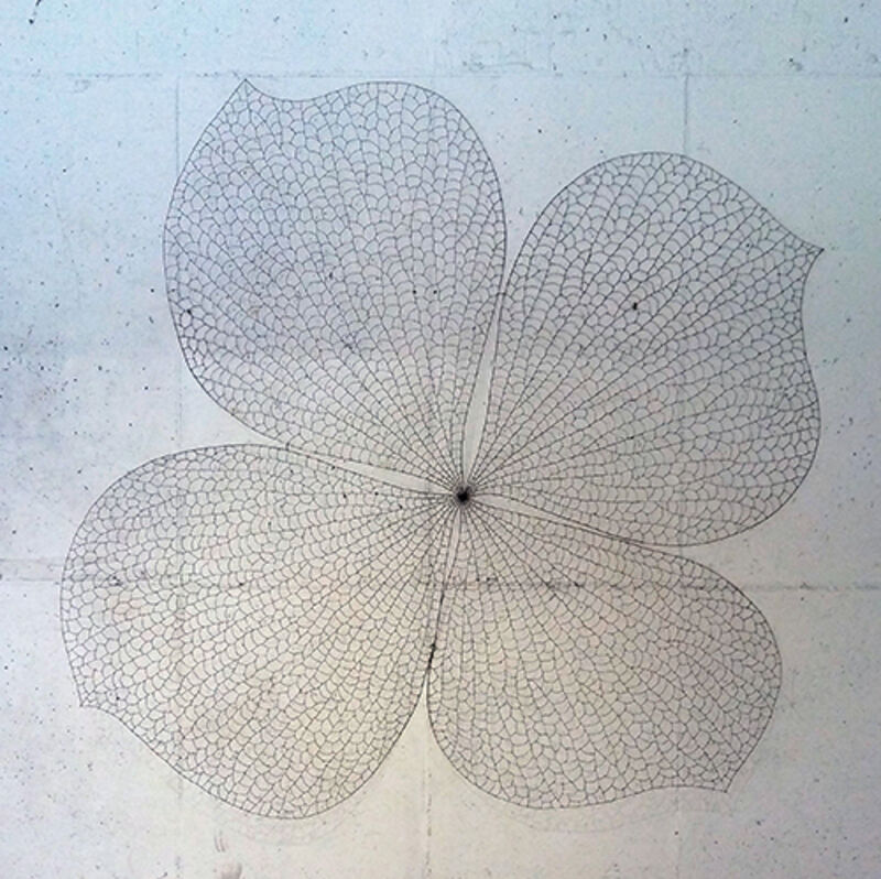 Kwang Ho Cheong, 'The Flower 89205', 2008, Mixed Media, Copper wire, Leehwaik Gallery