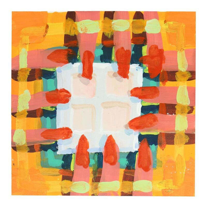 Cat Balco, 'Finger Window', 2018, Painting, Gouache on paper, Rick Wester Fine Art