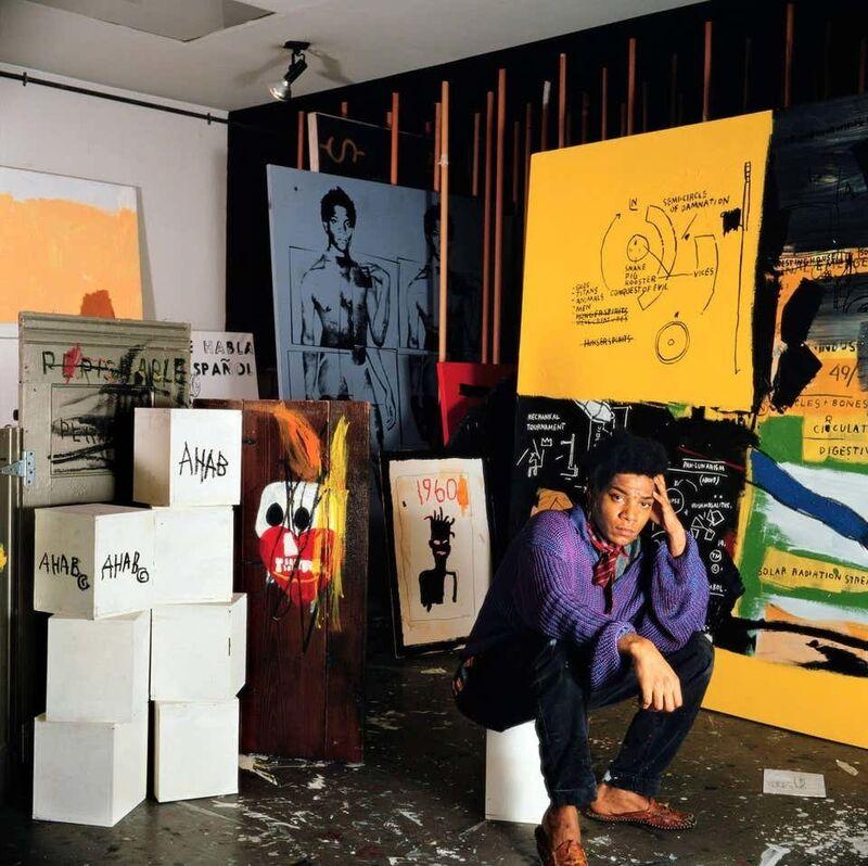 Jean-Michel Basquiat, 'Basquiat Exhibition Poster Gagosian Gallery', 2013, Ephemera or Merchandise, Exhibit poster, Lot 180