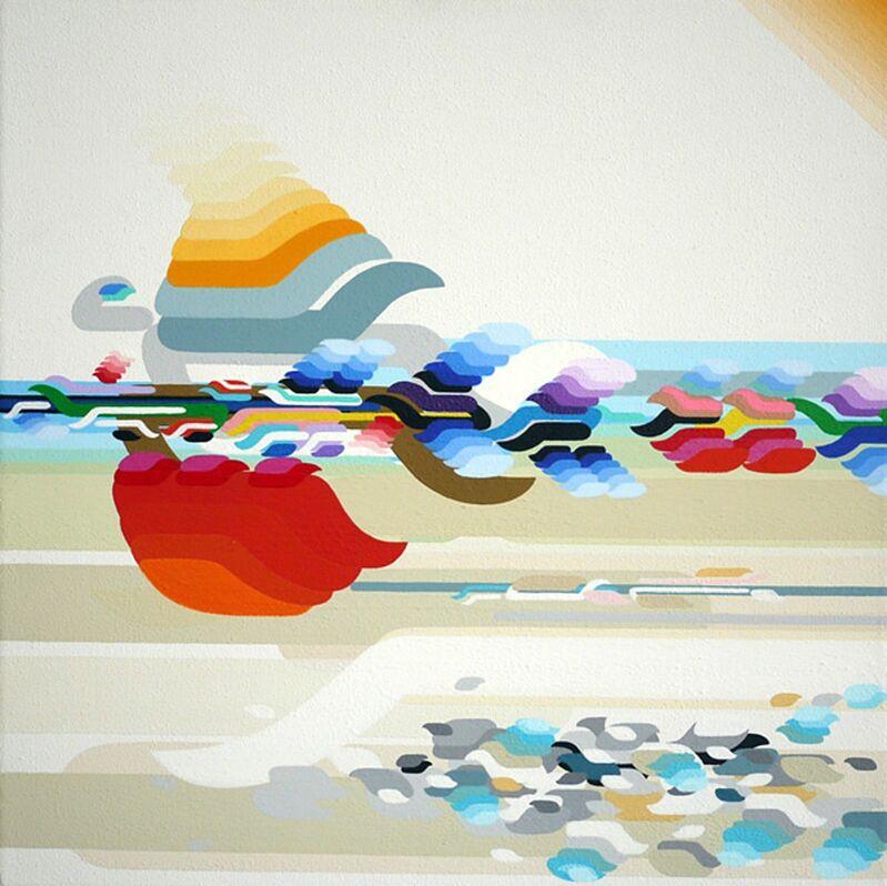 Kenji Hirata, 'Universal Appeal', 2011, Painting, Acrylic on canvas, Japigozzi Collection