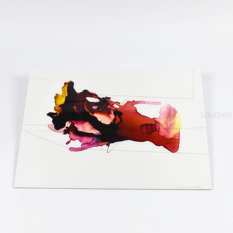 Gerhard Richter, 'December 2020 D', 2021, Print, Diasec-mounted Giclée print on aluminium composite panel, Lougher Contemporary