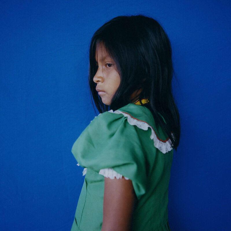 Karen Paulina Biswell, 'Jedeko (Moon)', 2014, Photography, C-Type Hand Printing, Instituto de Visión