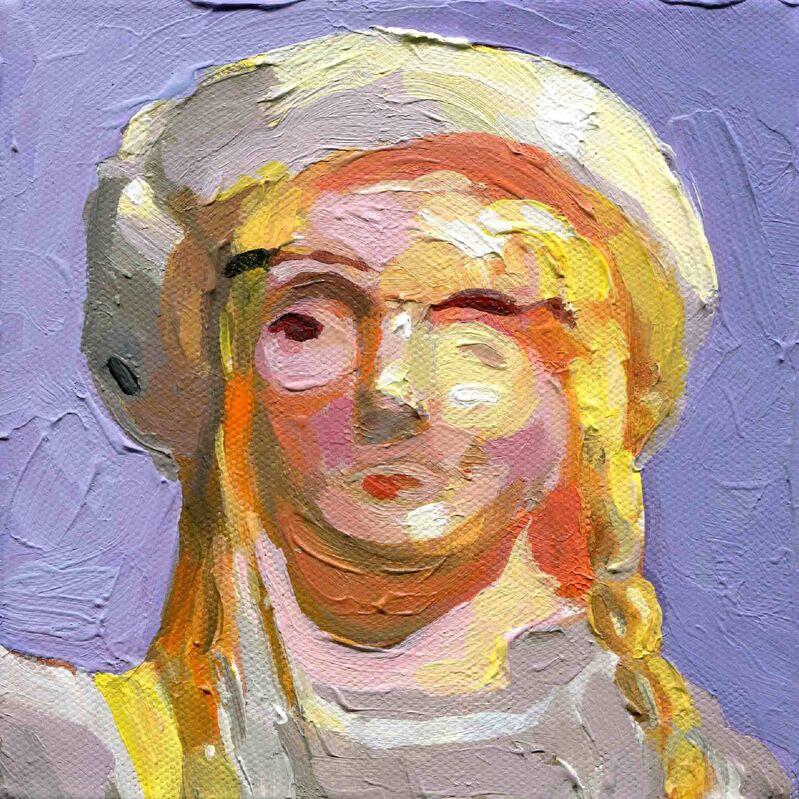 Thomas Webb, 'Jemima Potts', 2020, Painting, Oil on canvas, McVarish Gallery