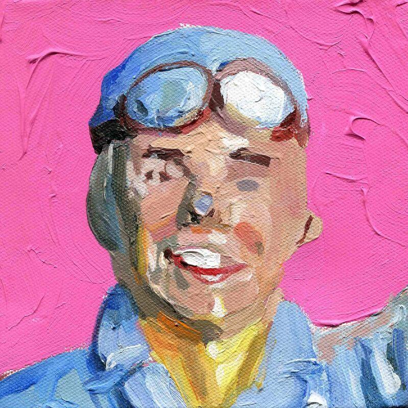 Thomas Webb, 'Caractacus Potts', 2020, Painting, Oil on canvas, McVarish Gallery
