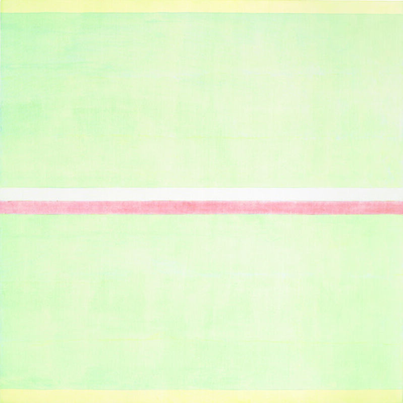 Agnes Martin, 'Gratitude', 2001, Painting, Acrylic and graphite on canvas, Guggenheim Museum