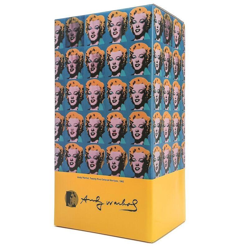Andy Warhol, 'Andy Warhol Marilyn Bearbrick 400% (Warhol Be@rbrick)', 2020, Ephemera or Merchandise, Vinyl sculpture, Lot 180
