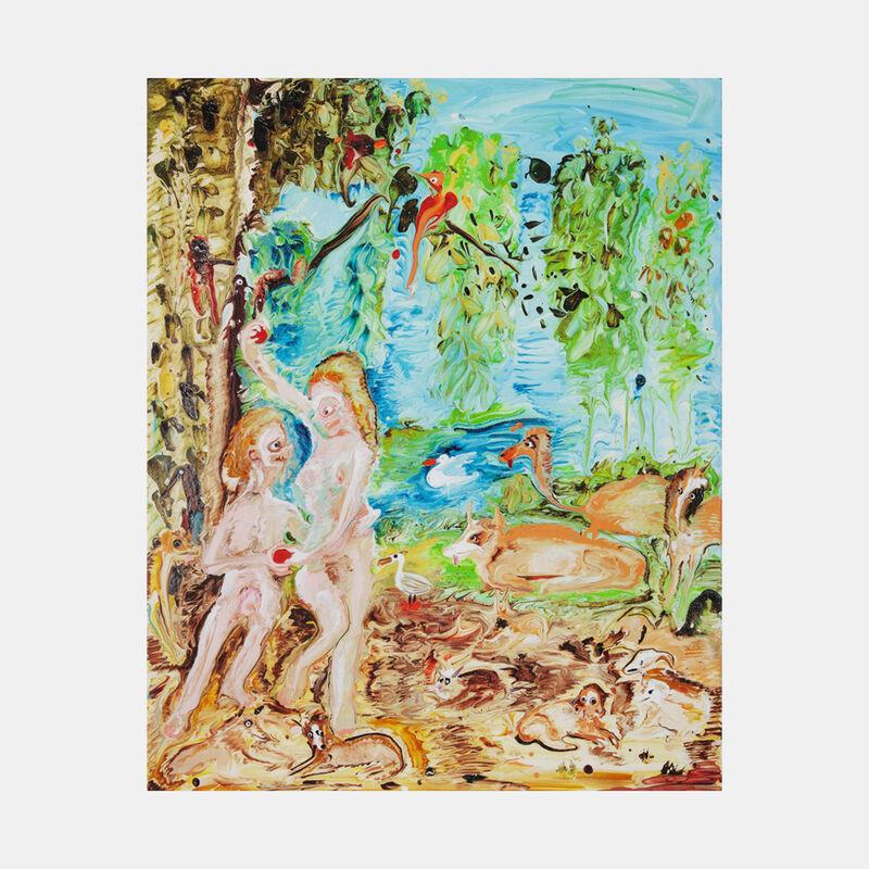 Genieve Figgis, 'Adam and Eve', 2019, Print, Archival pigment Giclée on Hahnemühle Archival Fine Art paper, Lougher Contemporary