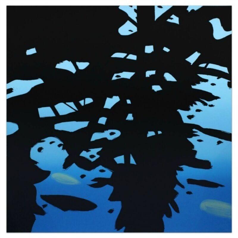 Alex Katz, 'Reflections', 2010, Print, Silkscreen on paper., Frank Fluegel Gallery