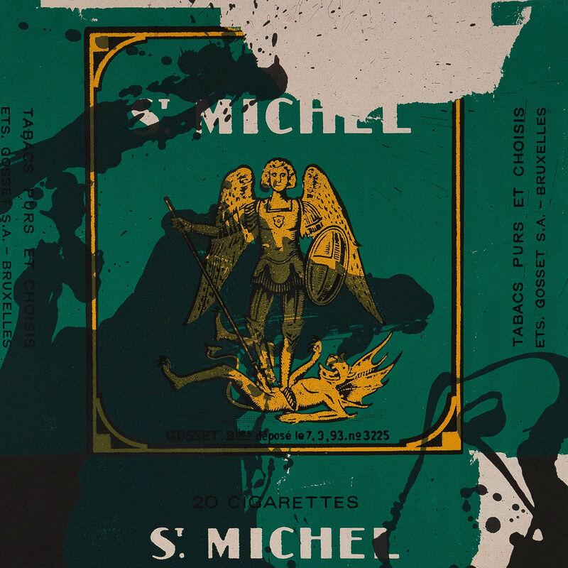 Robert Motherwell, 'St. Michael III', 1979, Print, Lithograph and screenprint, Caviar20