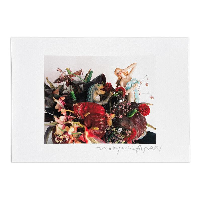 Nobuyoshi Araki, 'Flower/Doll', 2018, Photography, Archive pigment print, MLTPL
