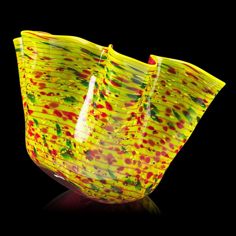 Dale Chihuly, 'Zinnia Macchia, Seattle, WA', 2014, Design/Decorative Art, Blown glass, Rago/Wright/LAMA