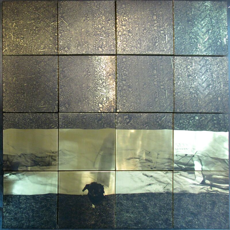Catalina Swinburn, 'Rituales de identidad', 2014, Mixed Media, Bronce pulido, Aninat Galeria