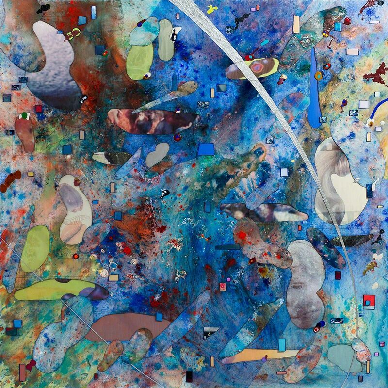 Barbara Strasen, 'Origin Of Things ', 2016, Painting, Mixed Media, Ethos Contemporary Art