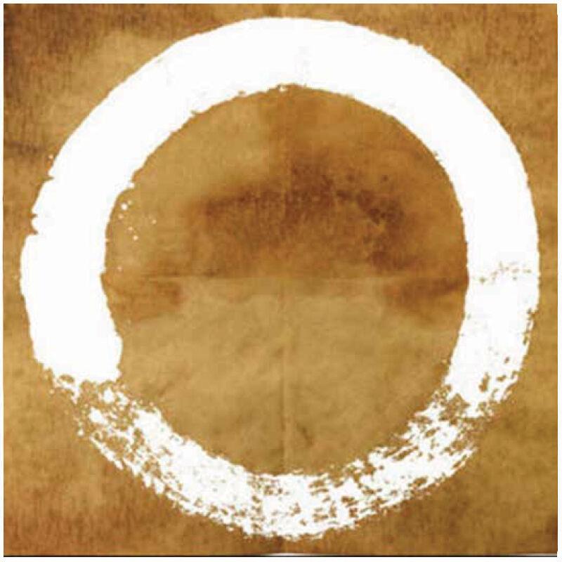 Takashi Murakami, 'Coffee Zen, ENZO WHITE', 2020, Print, Silkscreen on Paper Filter, Marcel Katz Art