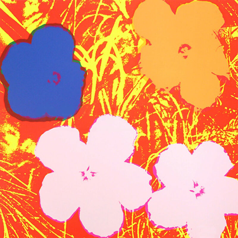 Andy Warhol, 'Flowers (FS II.69)', 1970, Print, Screenprint on Paper, Revolver Gallery