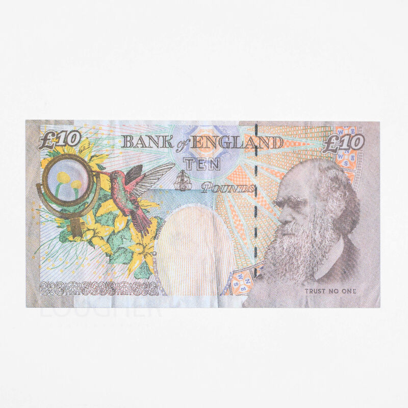 Banksy, 'Di-faced Tenner', 2004, Print, Offset print, Lougher Contemporary