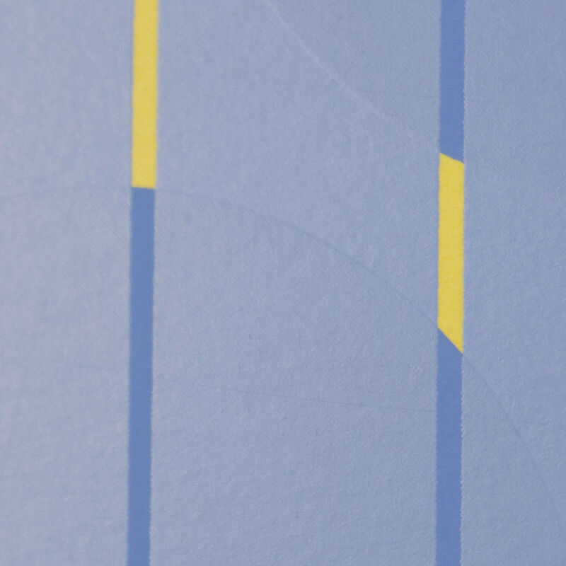 Julian Stanczak, 'Yellow One ', 1970, Print, Silkscreen, Gregg Shienbaum Fine Art
