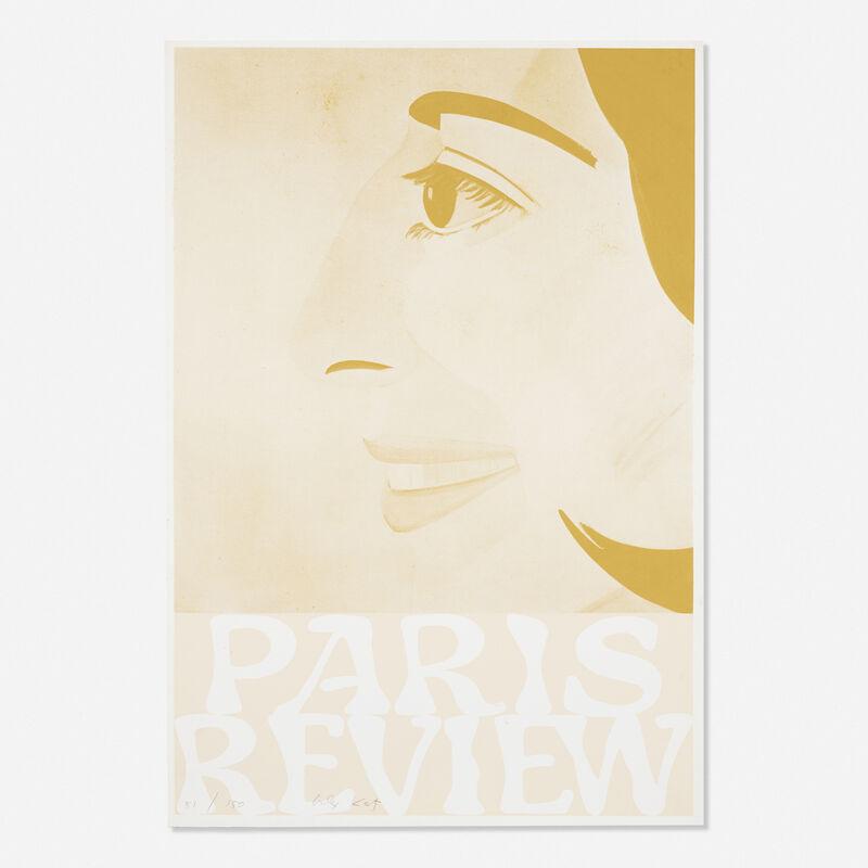 Alex Katz, 'Paris Review', 1965, Print, Screenprint in colors, Rago/Wright/LAMA